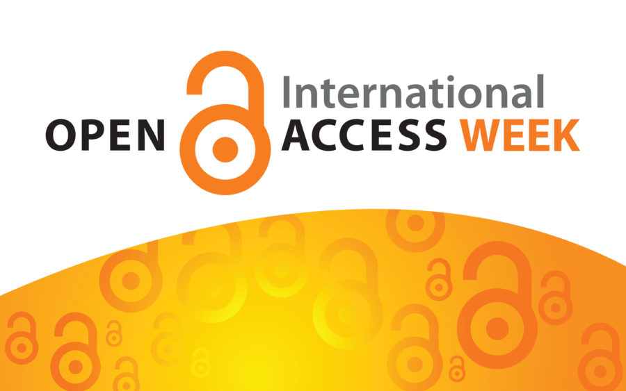 Open Access Week poster