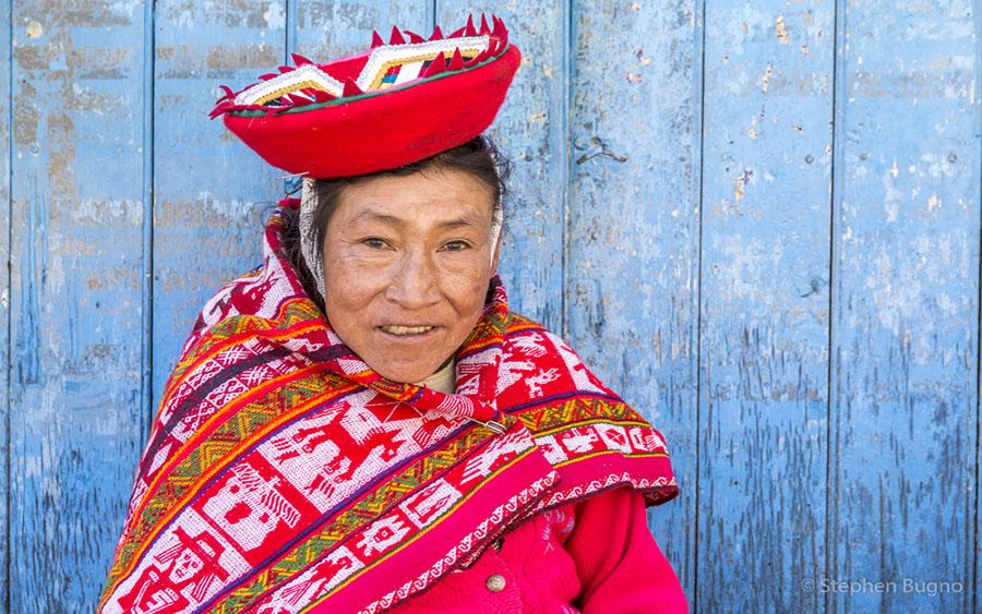 Quechuan speaker